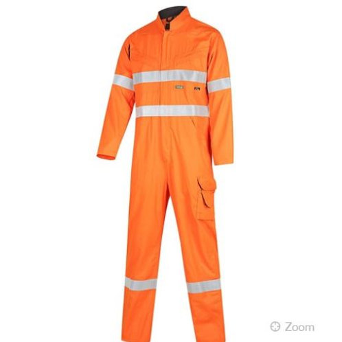 FLARX PPE1 FR Inherent 190gsm Vented Taped Coverall