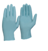 Safety Gloves BLUE or BLACK Powder Free