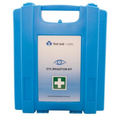 Eye irrigation First Aid Kit