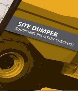 Pre-Start—Site Dumper