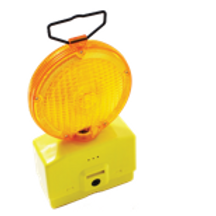 Road Safety Light Yellow