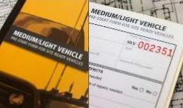 Pre-Start—Medium/Light Vehicle