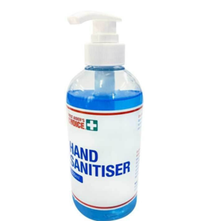First Aiders Choice Hand Sanitiser Alcohol BASED