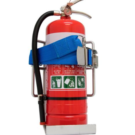MegaFire-2.5-9.0kg Heavy Duty Galvanised Fire Extinguisher Vehicle