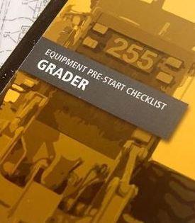 Pre-Start—Grade
