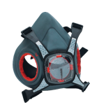Twin Filter Half Mask