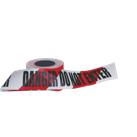"""""""DANGER DO NOT ENTER"""" on Red/White Hazard Tape"""