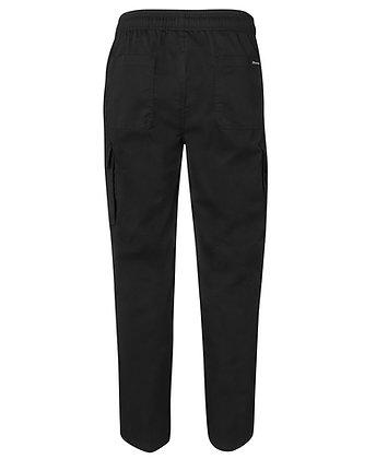 5ECP-- JB's Chefs Pants Cargo Black