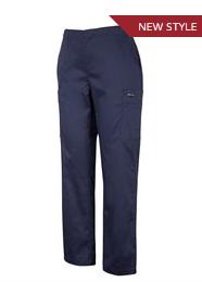 Ladies Premium Scrub Cargo Pant