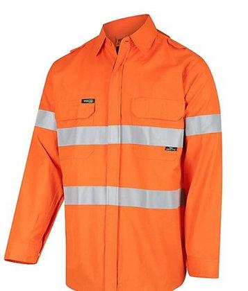 FLAREX PPE1 FR Inherent 155gsm Lightweight Taped Shirt