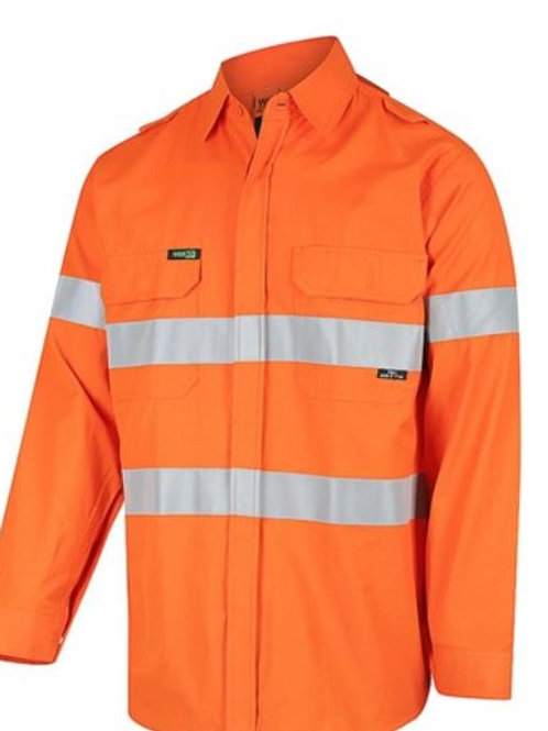 FLAREX PPE1 FR Inherent 155gsm Lightweight Taped Shirt