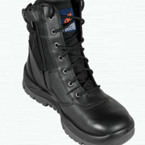 Mongrel Boots - tough sider