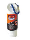 PRO-BLOC 50+ Sunscreen with Carabiner Clip
