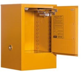 Class 4 Dangerous Goods Storage Cabinet 30L 1 Door, 1 Shelf