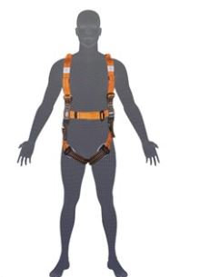 Elite Riggers Harness - Standard (M - L) cw Harness Bag (NBHAR)
