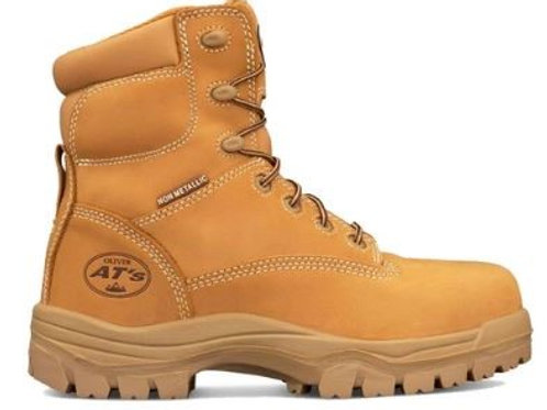 Oliver 45-632 Wheat--Sizes 5-14--Half Sizes from 6.5-10.5