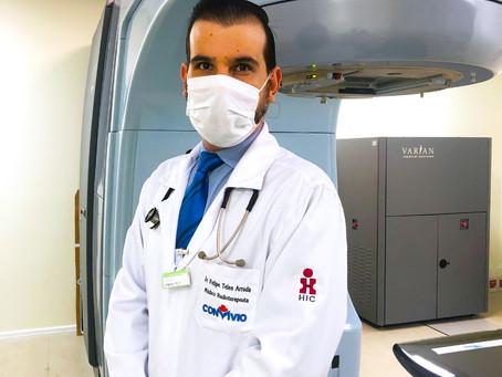 Diário do paciente em radioterapia: tipos de tratamento