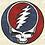 Thumbnail: Grateful Dead Skull Logo Foundation Paper Piecing Pattern