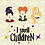 """Thumbnail: Sanderson Sisters """"I Smell Children"""" Foundation Paper Piecing Pattern"""