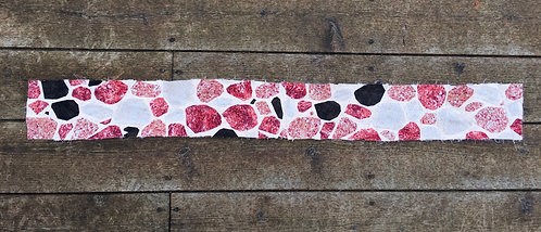 Cobblestone Walkway/Wall Foundation Paper Piecing Pattern