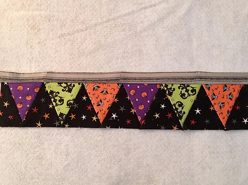 Triangle Banner Foundation Paper Piecing Pattern