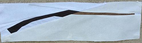 Bellatrix Witch Wand Foundation Paper Piecing Pattern