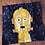Thumbnail: C3PO Star Wars Droid Foundation Paper Piecing Pattern