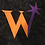 Thumbnail: Weasley's Wizard Wheezes Logo Foundation Paper Piecing Pattern