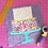 Thumbnail: Tiered Cake Foundation Paper Piecing Pattern