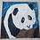 Thumbnail: Panda Foundation Paper Piecing Pattern