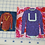 Thumbnail: Weasley Sweater Alphabet (A-Z) Foundation Paper Piecing Pattern