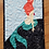 Thumbnail: Sitting Mermaid Foundation Paper Piecing Pattern