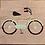 Thumbnail: Bike Foundation Paper Piecing Pattern