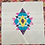 Thumbnail: Diamond Triangle Foundation Paper Piecing Pattern