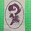 Thumbnail: Yzma Foundation Paper Piecing Pattern