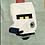 Thumbnail: M-O Robot Disney Foundation Paper Piecing Pattern