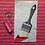 Thumbnail: Paint Brush Foundation Paper Piecing Pattern