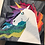 Thumbnail: Unicorn Head Foundation Paper Piecing Pattern