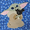 Thumbnail: Baby Yoda Mickey Ice Cream Disney Foundation Paper Piecing Pattern