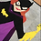 Thumbnail: Batgirl Foundation Paper Piecing Pattern