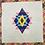 Thumbnail: Diamond Triangle Foundation Paper Piecing Pattern