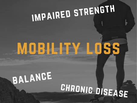 Having Mobility Challenges or Pain During Everyday Activities?⁣