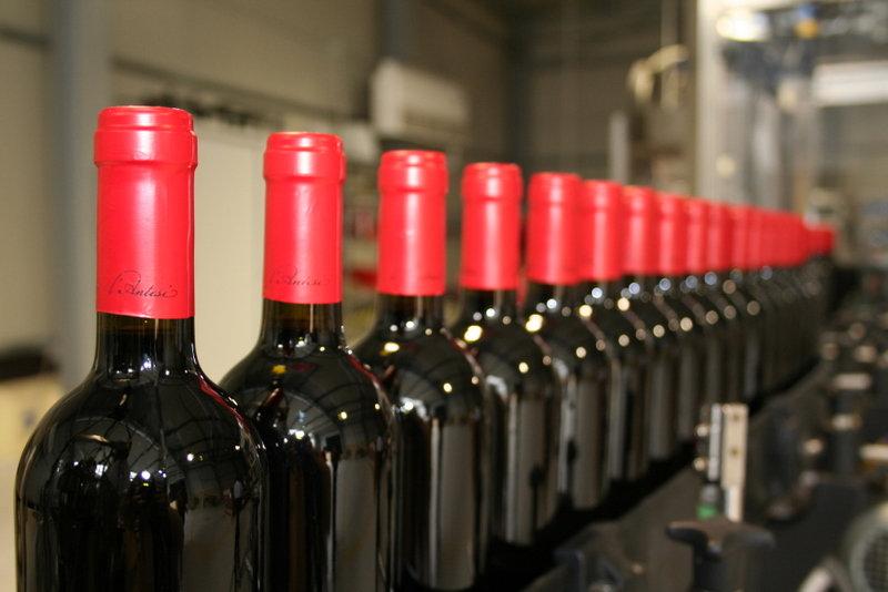 Bottling Your Wine