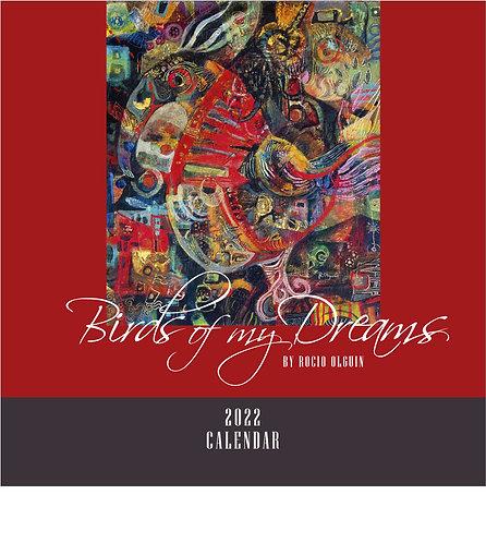 """Calendario """"Aves de Mis Sueños"""" 2022"""