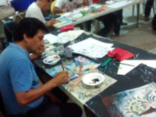 PROYECTO CAPACITACION DE EDUCACION ARTISTICA PARA CASAS DE CULTURA Y CASAS DEL PUEBLO 2015