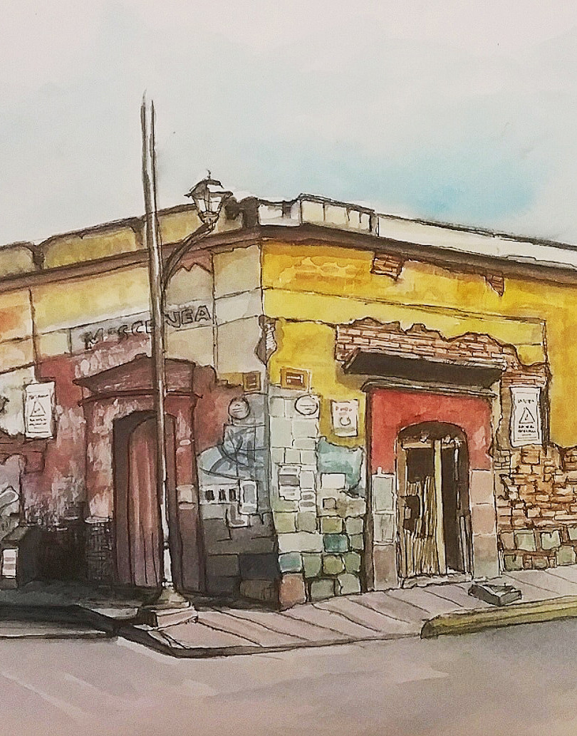 Calle Constitución, Oaxaca