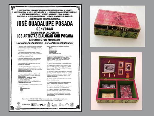 Los Artistas Dialogan con Posada – Marzo 2013 – Exposición Colectiva