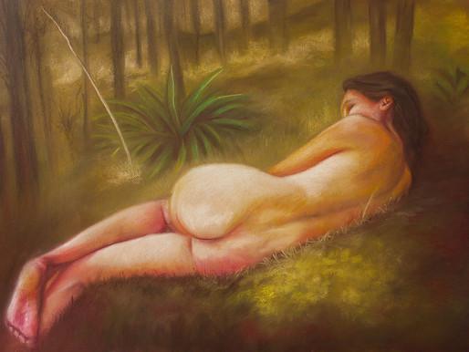 """Proceso """"Desnudo en el bosque"""""""