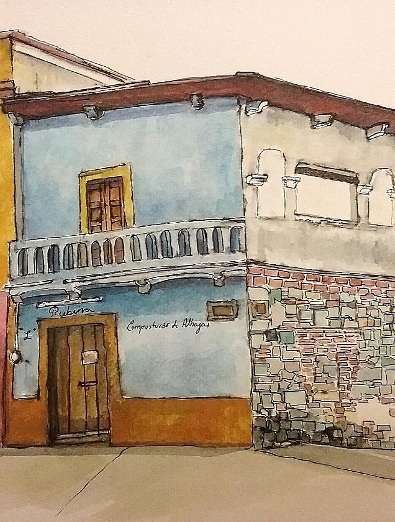 Cerca de mi casa, Oaxaca