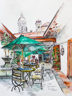 Café los Cuiles, Oaxaca